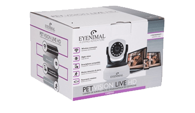 Eyenimal Pet Live HD Camera