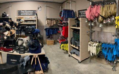 Bezoek onze Dogs Boutique, voor al jouw hondenkleding!